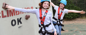 Full Body Harness for Rock Climbing, Abseiling