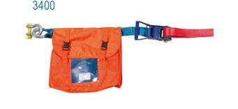 Temporary Horizontal Lifeline for one person