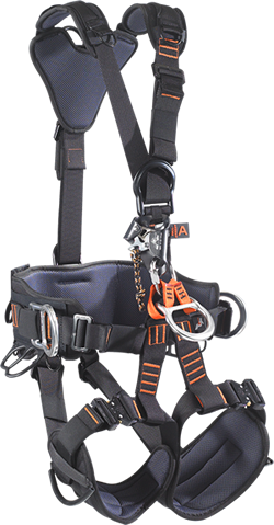HARNES014 : Rescue Pro 2.0 Professional Rope Access & Rescue Harness