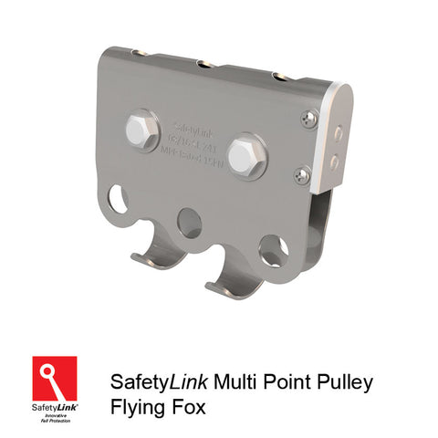 Flying Fox Pulley