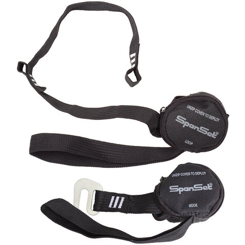 TRAUMA001 : Spanset Suspension trauma relief straps – pair.