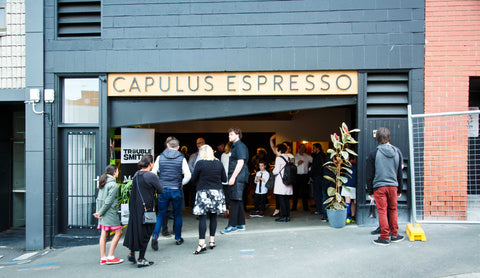 capulus espresso troublesmiths launch