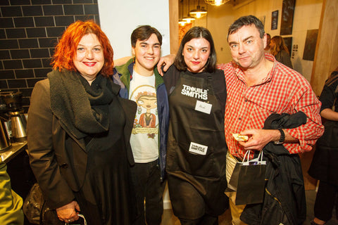 Troublesmiths launch youth social enterprise handmade Tasmania
