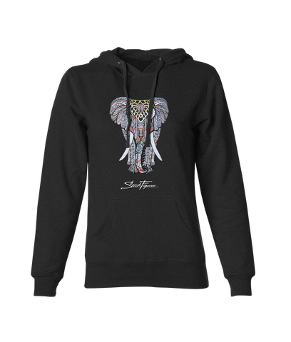 Women's Carbon Elephant Pullover