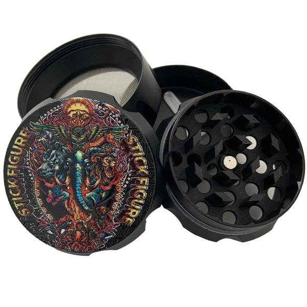 Animal Kingdom Deluxe Grinder