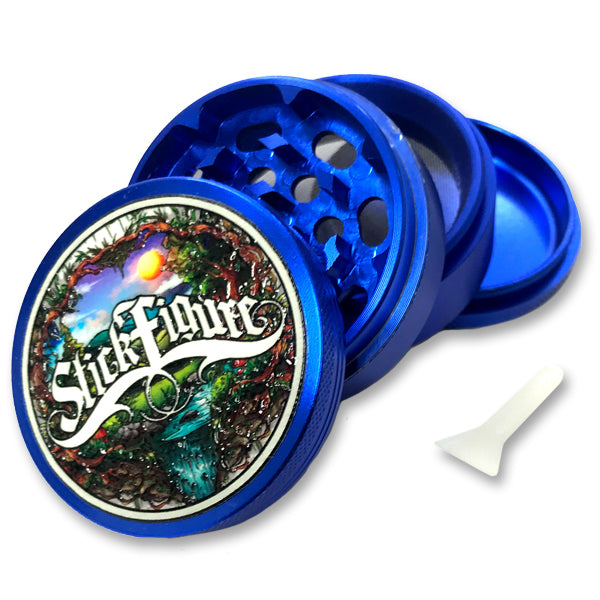 Oasis Deluxe Grinder (Assorted Colors)
