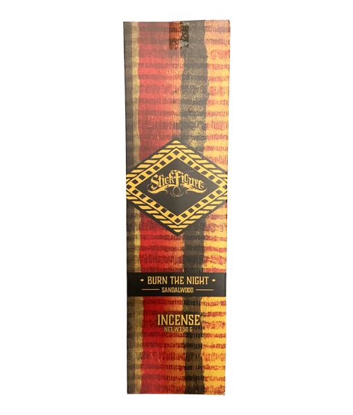 Burn The Night Incense (50 pack)