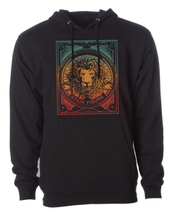 Lion Chief Pullover Hoodie