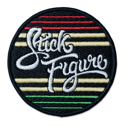 Think Good Thoughts Patch