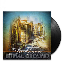 Burial Ground Vinyl