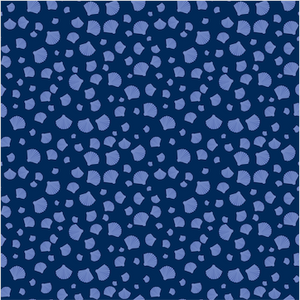 Nautical Patterned Vinyl – Glossy - PV50001 - Blue Sapphire