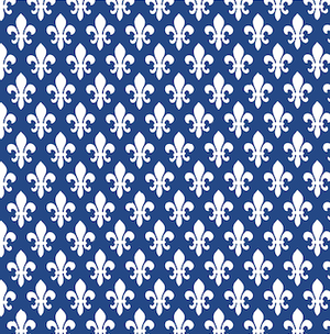 Midnight Blue Patterned Vinyl – Glossy - PV50024 - Blue Sapphire