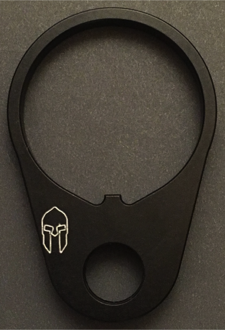 Melee Tactical Spartan QD End Plate