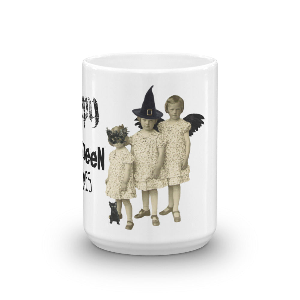 happy halloween witches coffee tea mug u2013 bluegrass whimsy boutique