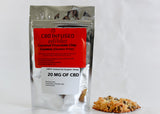 (1 Piece) 20 MG CBD Coconut Chocolate Chip Cookie Gluten Free