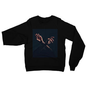 Arms Cross Heavy Blend Crew Neck Sweatshirt - 4THELOW