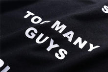 Too Many Guys - 4THELOW