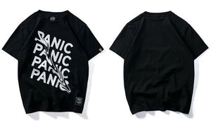 Panic T-Shirt - 4THELOW