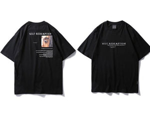 Self Redemption T-Shirt - 4THELOW