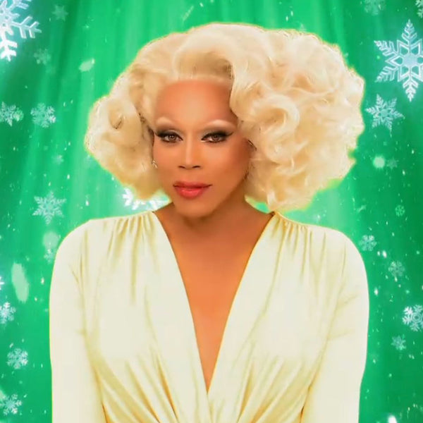 Holi-SLAY... A RuPaul All-Star Holiday Special Is On The Way!