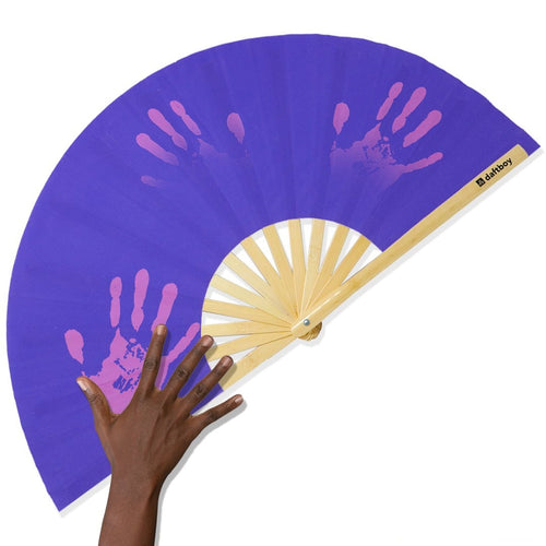 Chameleon Color Change™️ Fan - Purple / Pink