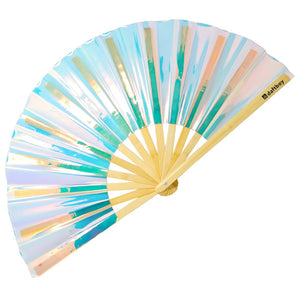 Oh No She Iridescent - Fan Bundle - Fan - Daftboy