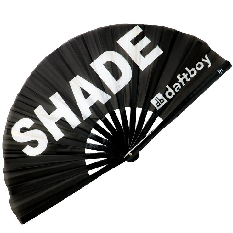 Yasss And Shade Fan Bundle