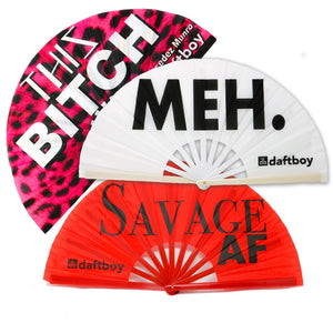 The Savage Fan Bundle