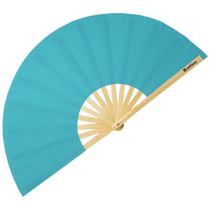 Chameleon Color Change™️ Fan - Teal / Green