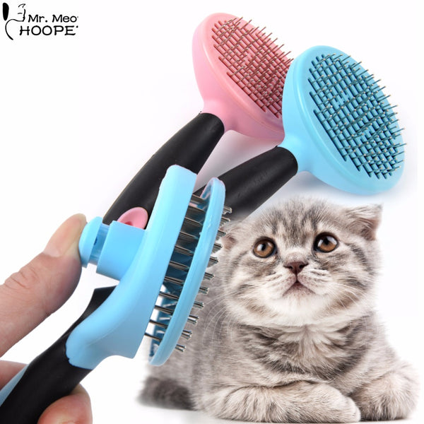 Quick Clean Grooming Tool
