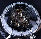 Mechanical Watch By FORSINING