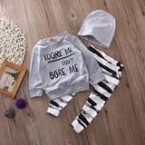 Adore me don't bore me  3PC Outfits Set
