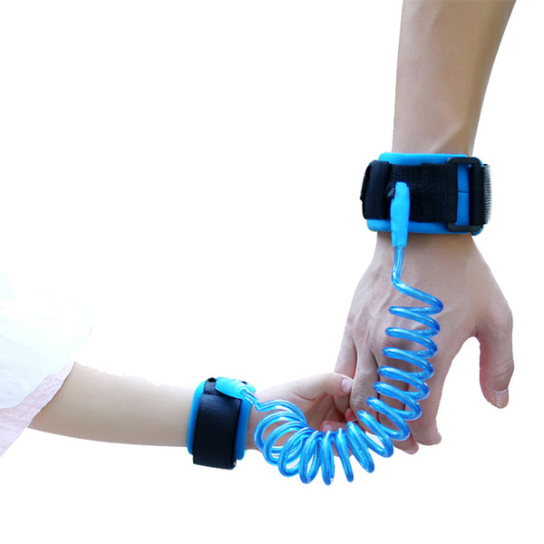 Kids safety wrist band