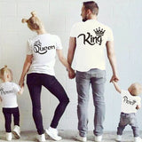 The Royal Family Matching Shirts