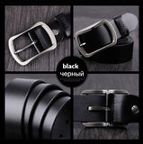 COWATHER Luxury Leather belt