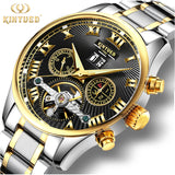 KINYUED Mechanical Business Watch