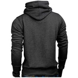Men'S Embroidery Turtleneck Tracksuit
