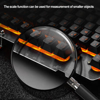 Gaming Keyboard USB Wired Mechanical Feel Backlight Keyboard