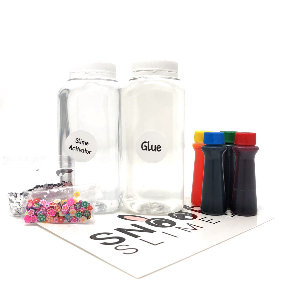 Clear Slime Kit