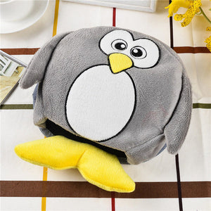 Plush Hand Warmer for Computer Mouse