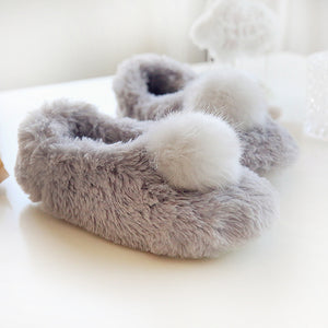 Fuzzy Comfy Slippers