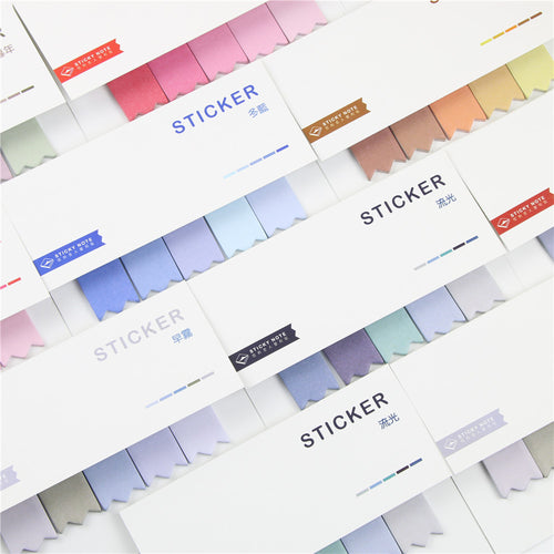 Colorful Flag Sticky Note Tabs