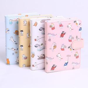 Curious Cat Notebook