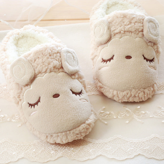 Counting Sheep Slippers