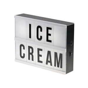 Mini LED Light Box