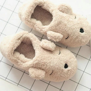 Beary Cozy Slippers