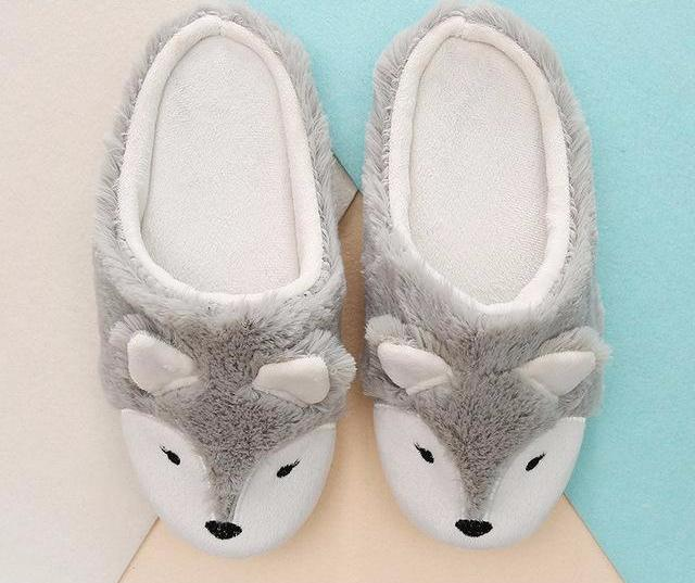 She Wolf Slippers