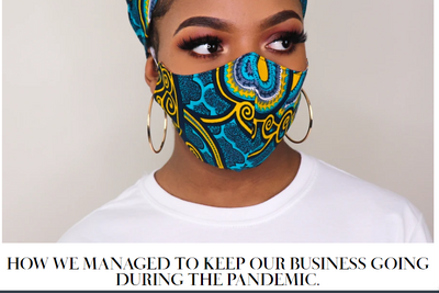 Redefining Beauty in The Pandemic: How Uzuri Closet stayed afloat through service.