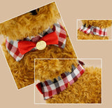 Adjustable Dog Bow Tie