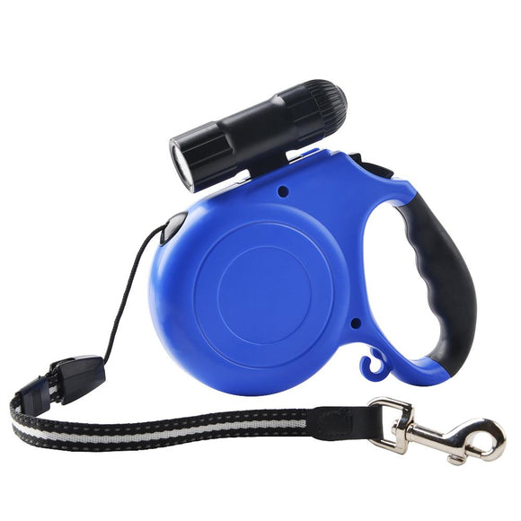 Strong LED Dog Retractable Leash